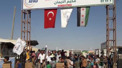 """Photo of """"بدنا مدير من سكان المخيم يحسّ ويشعر فينا""""."""