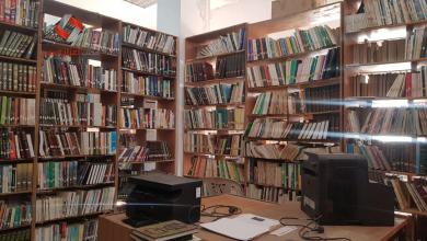Photo of خمسةٌ وثلاثون الف كتاب تجدونها في المركز الثقافي العربي بمدينة اعزاز
