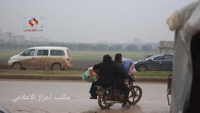 Photo of كرت ألبسة يغطي احتياجات ٣٠٠ عائلة في مدينة اعزاز
