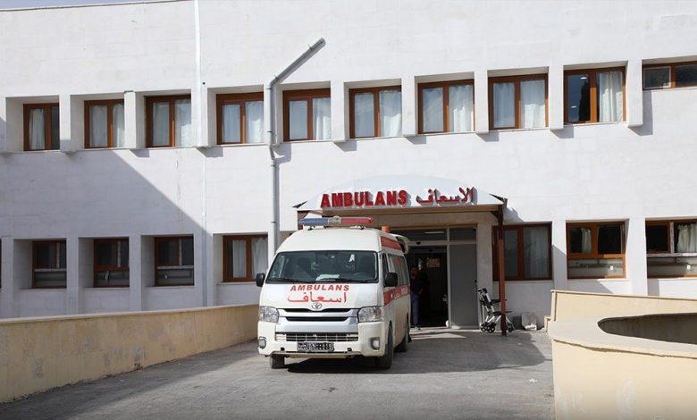 Photo of اجتماع عاجل في مشفى اعزاز الوطني.