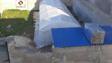 Photo of مركز إيواء للأرامل وكبار السنّ في اعزاز بجهود فردية.