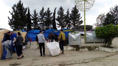 Photo of فريق تطوعي جديد في مدينة اعزاز يباشر أعماله .