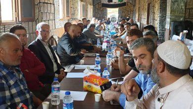 Photo of كتلة العمل الوطني تعقُد اجتماعها الأول في اعزاز.