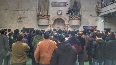 Photo of صلاة الجمعة بدون خُطبة في جامع الحمزة والسبب …