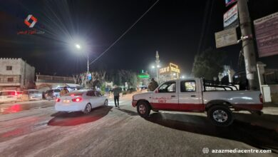 Photo of تفعيل خطّة الطوارئ في أعزاز في رمضان والعيد.