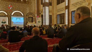 Photo of جمعيّة المُحسنين تعقدً اجتماعاً لجمع التبرعات بمدينة أعزاز.