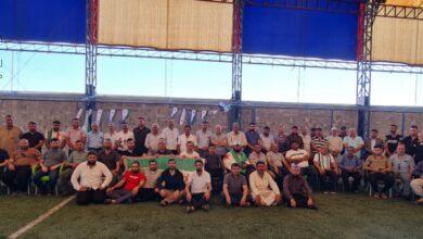 Photo of المجلس الثوري لمحافظة حلب، يعقد اجتماعه الأول في اعزاز.